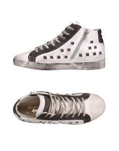 Низкие кеды и кроссовки Giacko