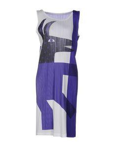 Платье до колена Pleats Please Issey Miyake