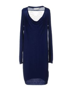 Короткое платье Anna Rachele Jeans Collection