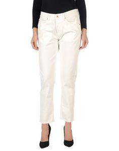 Джинсовые брюки OFF White C/O Virgil Abloh