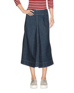 Джинсовая юбка Lemaire