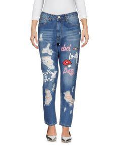 Джинсовые брюки Follow US