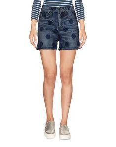 Джинсовые шорты ROŸ Rogers