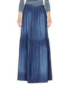Джинсовая юбка Emma&Gaia