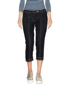 Джинсовые брюки-капри Just Cavalli