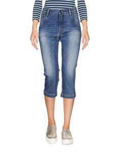Джинсовые брюки-капри Dolce & Gabbana