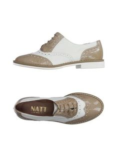 Обувь на шнурках Natt