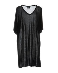 Короткое платье EA7