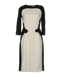 Платье до колена Bottega Veneta