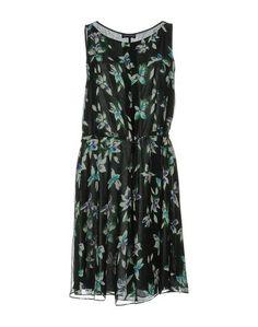 Короткое платье Emporio Armani
