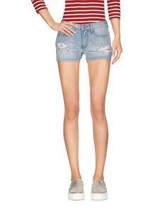 Джинсовые шорты Blugirl Jeans