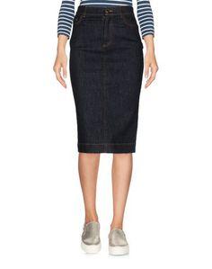 Джинсовая юбка Redvalentino