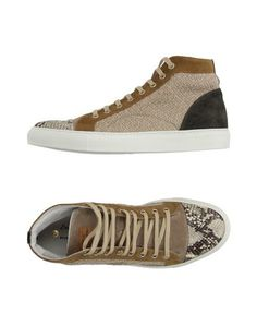 Высокие кеды и кроссовки Daniele Alessandrini