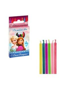 Свечи для торта Disney
