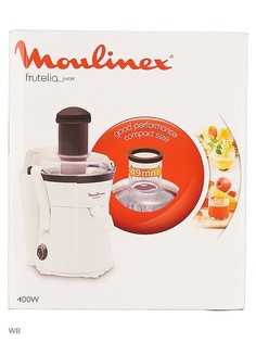 Соковыжималки электрические Moulinex