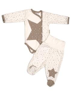 Комплекты нательные для малышей Дашенька