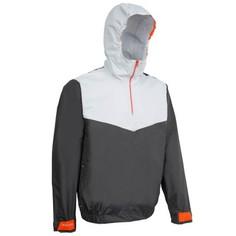Ветронепроницаемая Взрослая Куртка Для Парусного Спорта S100 Tribord