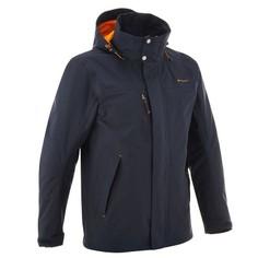 Водонепроницаемая Мужская Куртка Для Походов В Дождливую Погоду Arpenaz 300 Quechua
