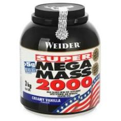 Протеин Mega Mass 2000 Ваниль Optimum Nutrition