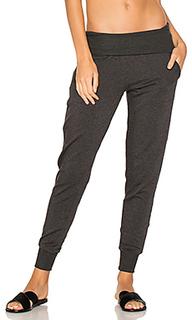 Cozy fleece foldover sweatpant - Beyond Yoga