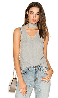 Sleeveless detached turtleneck - LNA