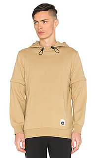 Empire zip off sleeve hoodie - Cahill+