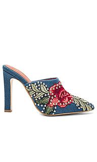 Туфли на каблуке amanda - Jeffrey Campbell