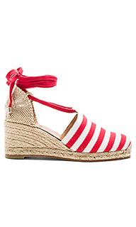 Обувь на танкетке campesina - Castaner