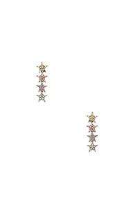 Серьги twinkle star - Marc Jacobs