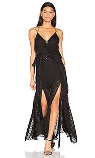 Макси платье barton - Acler
