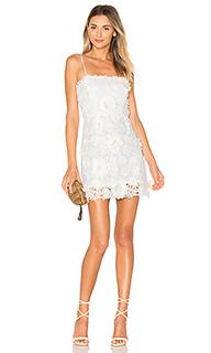 Платье с вышивкой - MILLY