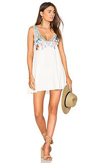 Короткое платье carnival - Cleobella