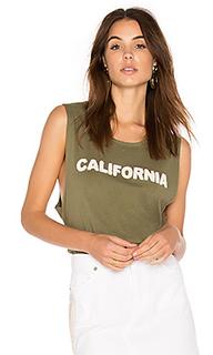 Майка-борцовка california - Sandrine Rose