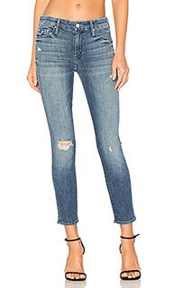Укороченные облегающие джинсы the looker - MOTHER