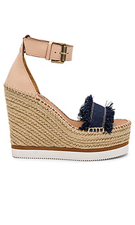 Frayed wedge - See By Chloe