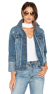 Джинсовая куртка the belize - Joes Jeans