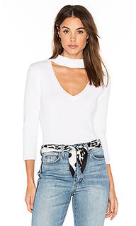 Rib choker sweater - 525 america