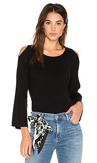 Cut out shoulder sweater - 525 america