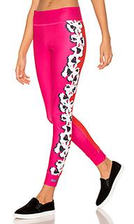 Трико для йоги flower - adidas by Stella McCartney