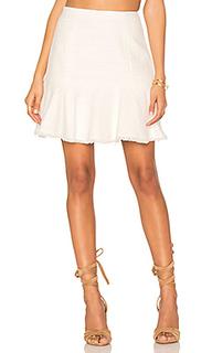 Textured tweed skirt - Rebecca Taylor