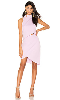 X revolve halter tulip dress - ELLIATT