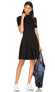 Платье с юбкой-солнце - KENDALL + KYLIE