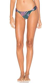 Плавки бикини с вырезами leaves - Vix Swimwear