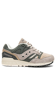 Grid sd quilted - Saucony