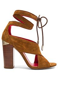 Ankle wrap heel - Pura Lopez