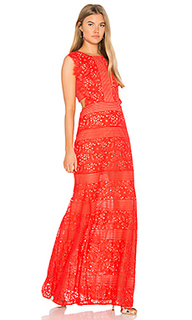 Вечернее платье merida - BCBGMAXAZRIA