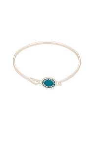 Enamel logo disc hinge bracelet - Marc Jacobs