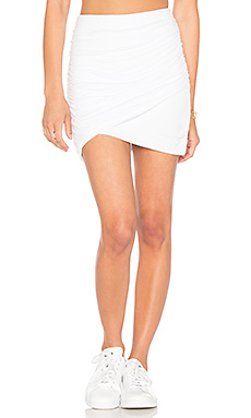 Облегающая юбка с запахом - James Perse