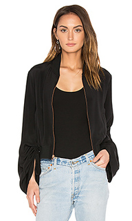 Sculpted bomber jacket - Tibi