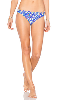 Mosaic floral bikini bottom - Shoshanna